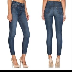 Lovers & Friends High-Rise Skinny Jeans